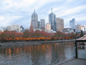 Praktikum in Melbourne