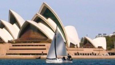 Auf nach Australien