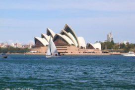 Regionen Australien
