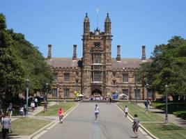 Studenten Visum Australien