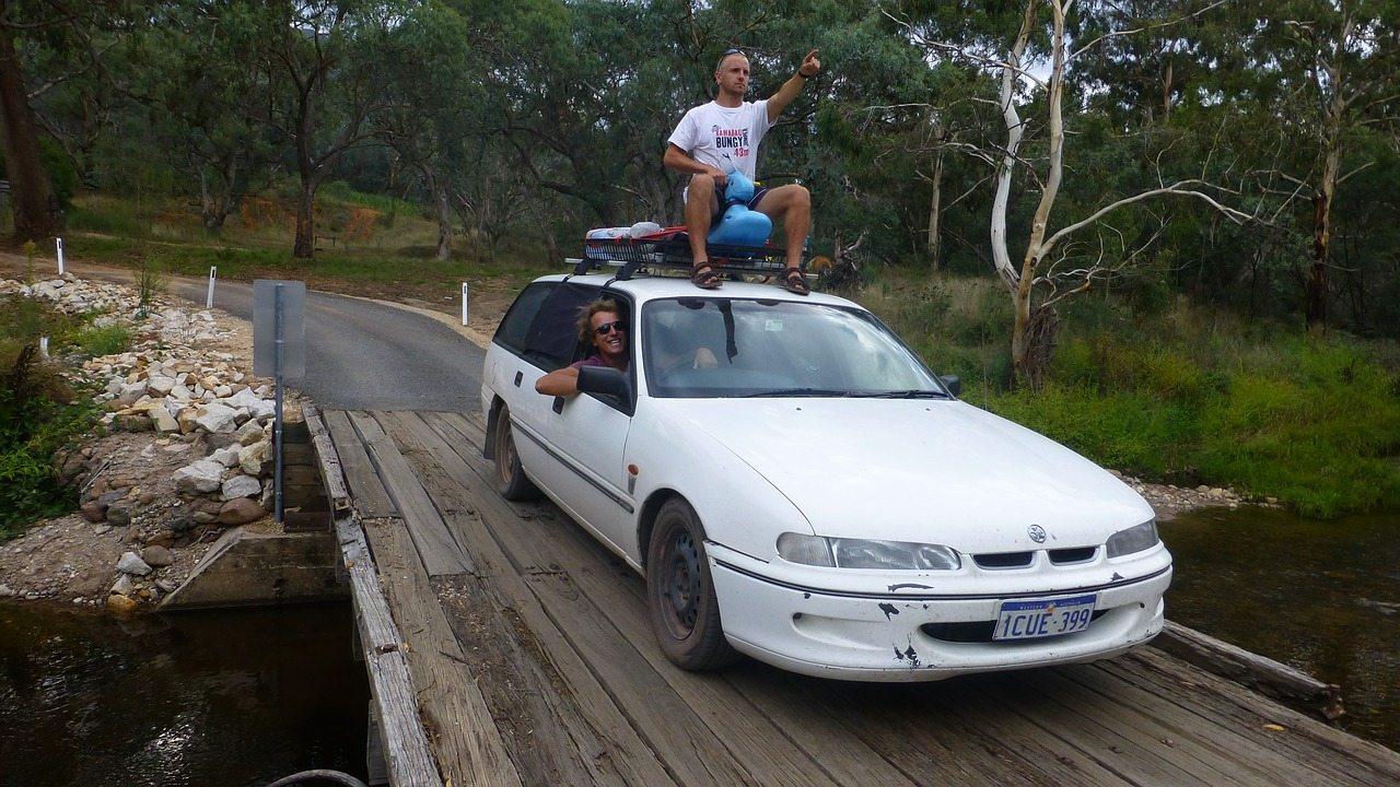 Auto Australien