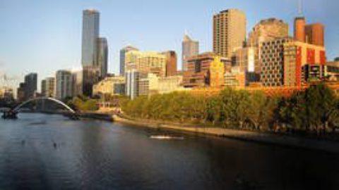 Das Leben in Melbourne Victoria