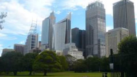 Sydney – die ersten Tage