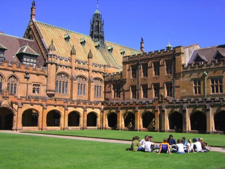 Was das australische Studentenleben internationalen Studierenden bietet