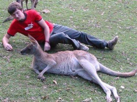 Visum für einen Australien Aufenthalt