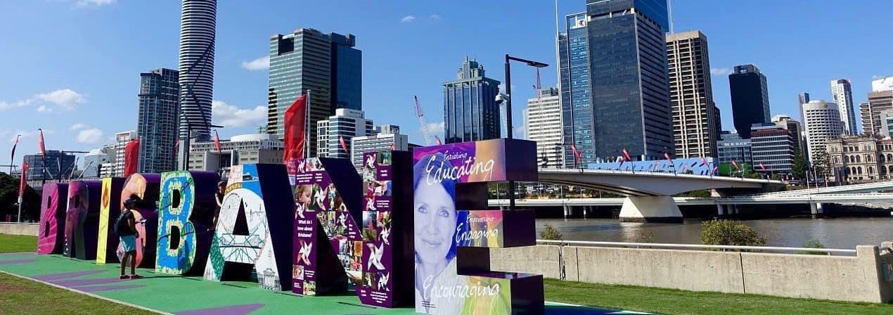 Öffentliche Verkehrsmittel in Brisbane