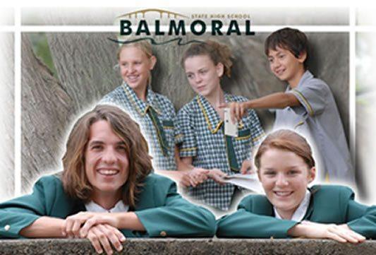 Balmoral State High School