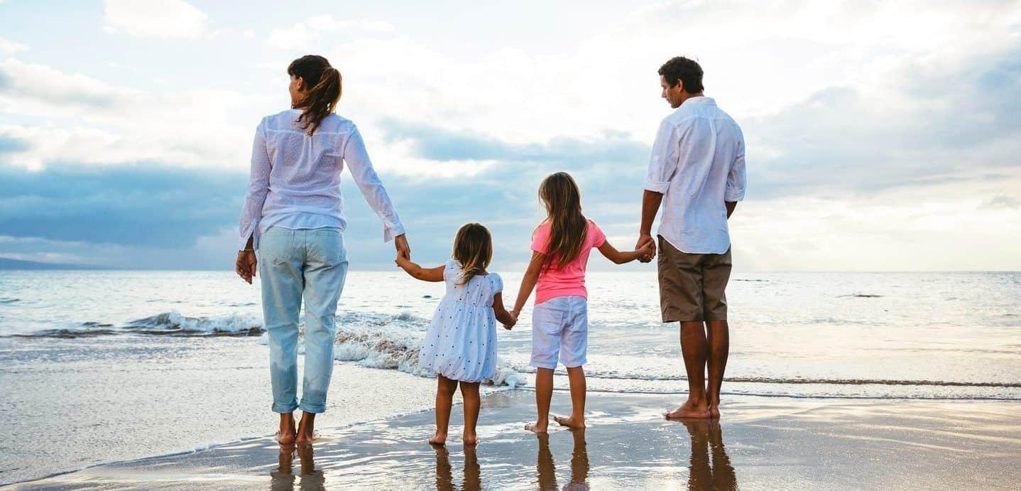 Demi Pair Australien - Die Gastfamilien werden sorgfältig von den Sprachschulen ausgewählt.