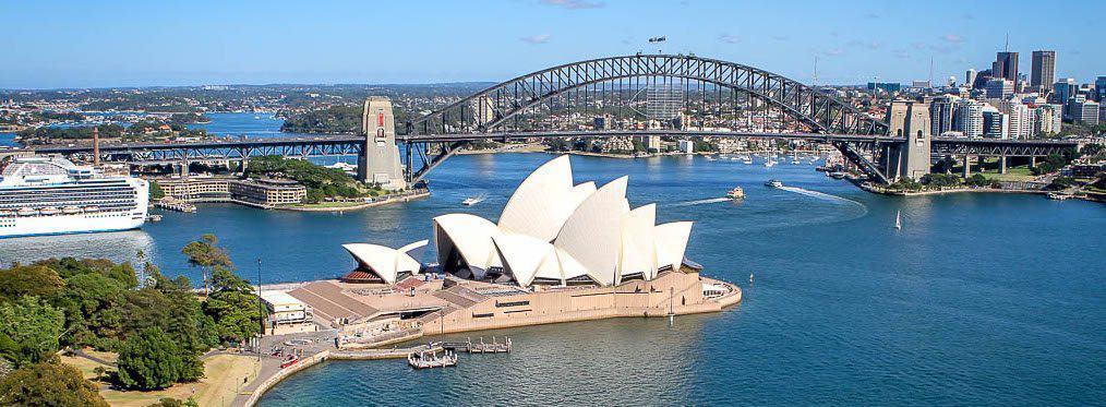 Öffentliche Verkehrsmittel in Sydney