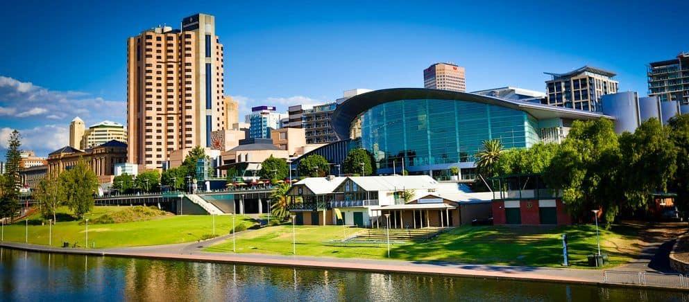 Öffentliche Verkehrsmittel in Adelaide