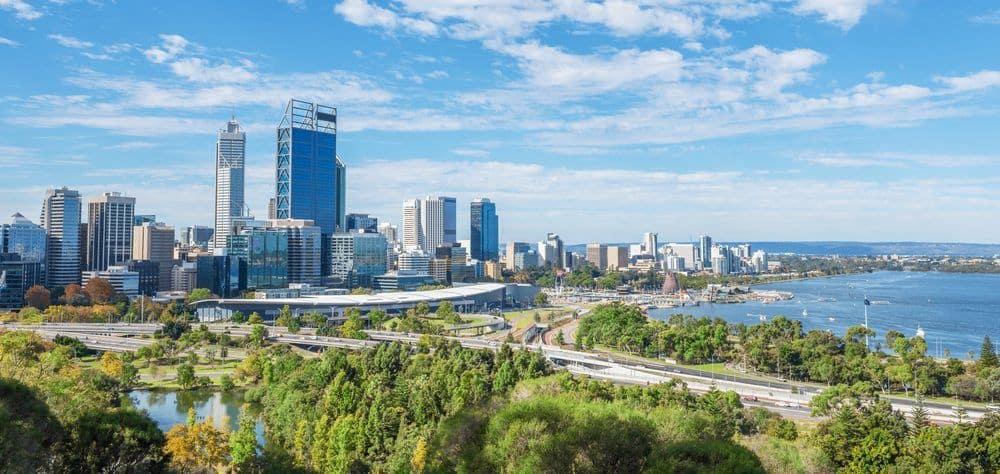 Öffentliche Verkehrsmittel in Perth