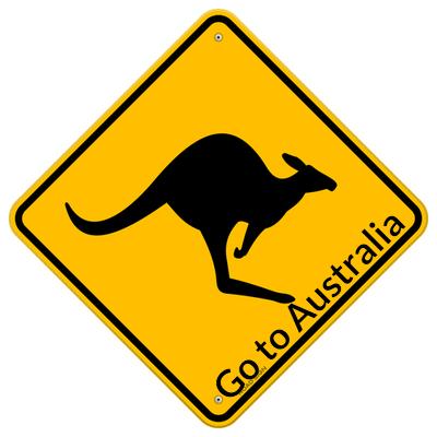 Go to Australia