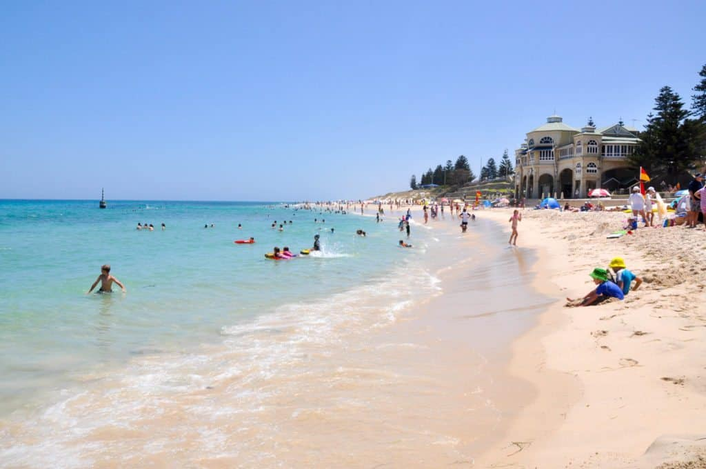 Das Ozonloch in Australien