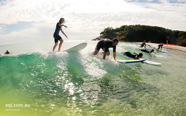 Schüleraustausch an der Sunshine Coast