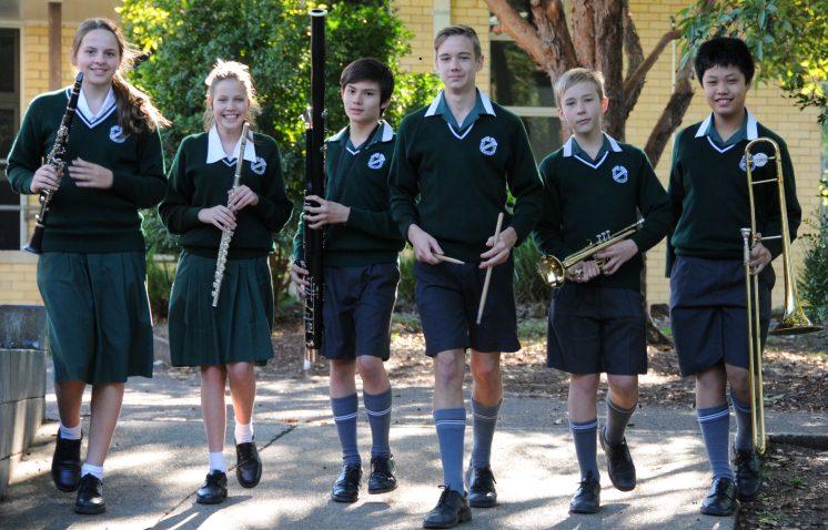Schüleraustausch New South Wales + Musik Unterricht