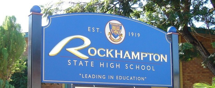 North Rockhampton State High School