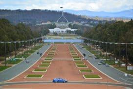 Canberra Australien (ACT)