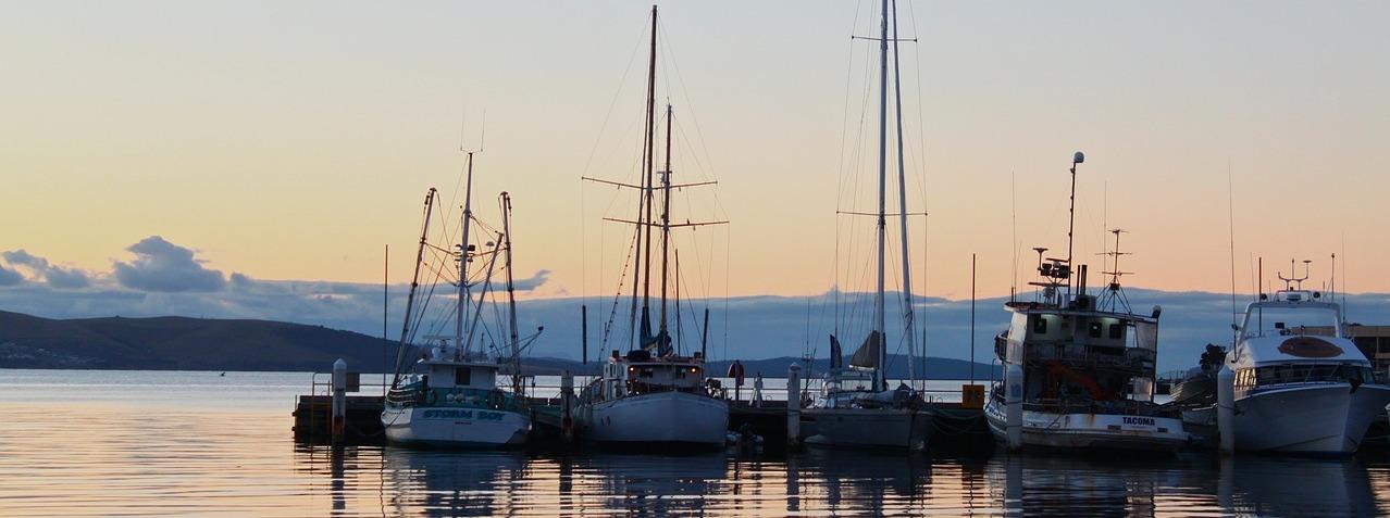 Öffentliche Verkehrsmittel in Hobart