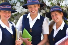 Privatschulen in Australien: St.Hilda's School: