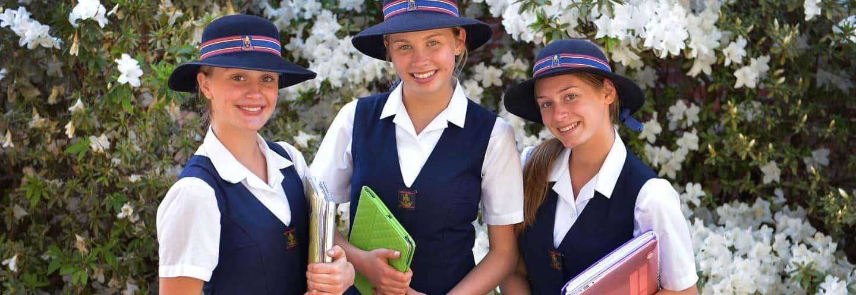 Freie Wahl der Internatsschulen in Australien.