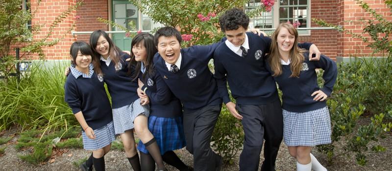 Highschooldistrikt Melbourne und Victoria