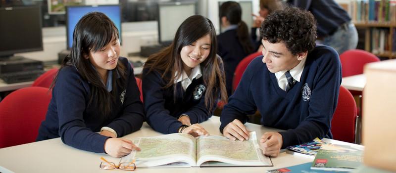 High School Schüleraustausch Melbourne oder Regional Victoria