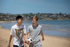 High School Aufenthalt in Melbourne