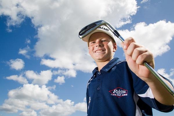 Robin State High School Golf