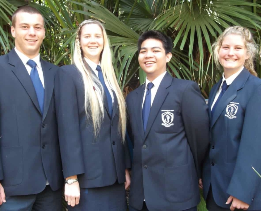 Schuluniform Australien