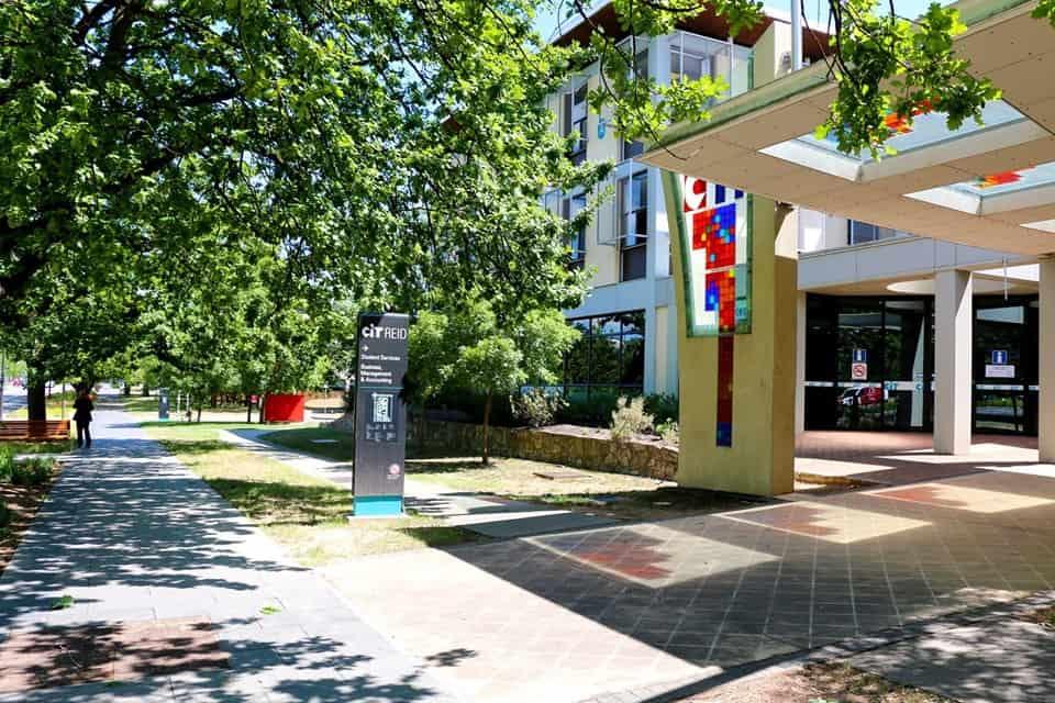 Sprachschule in Canberra