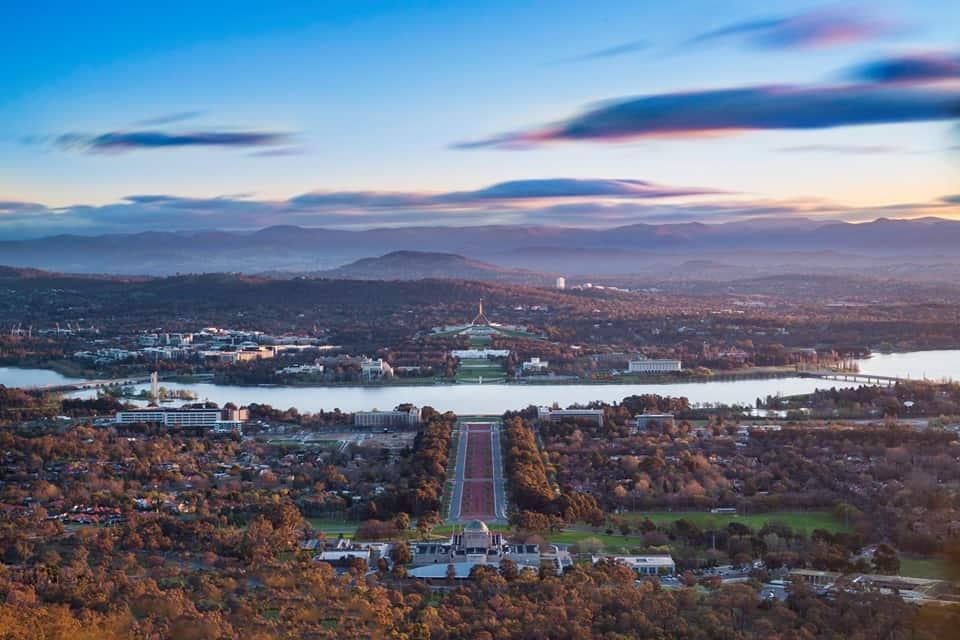 Studieren in Canberra