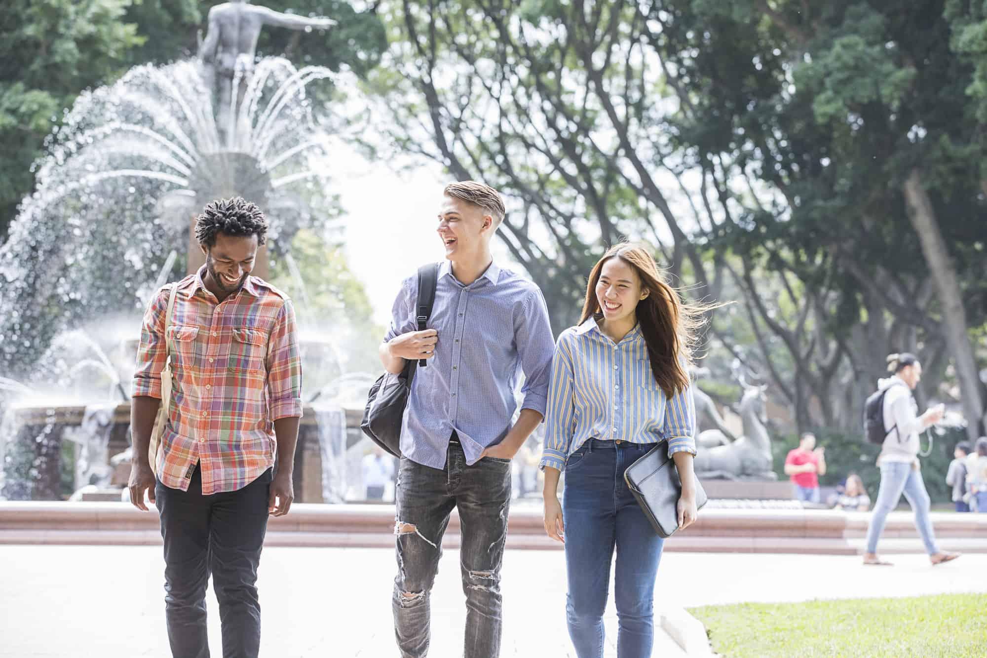 In Australien Studieren