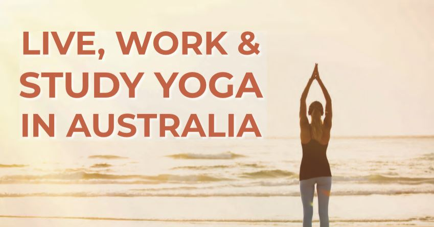 Yoga Kurs Australien