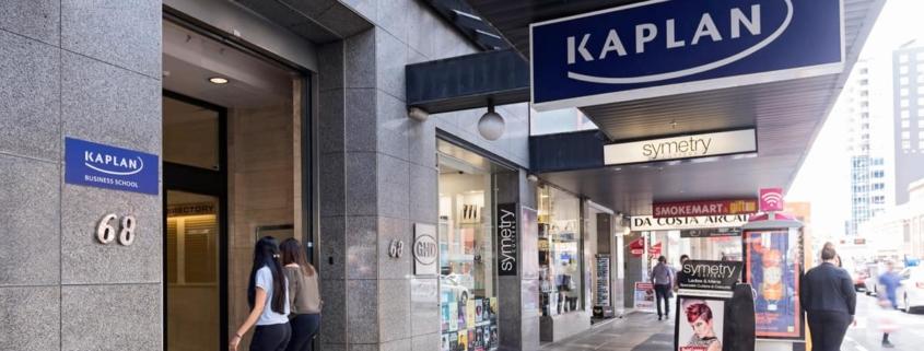Preiswerte Business-Abschlüsse an der Kaplan Business School