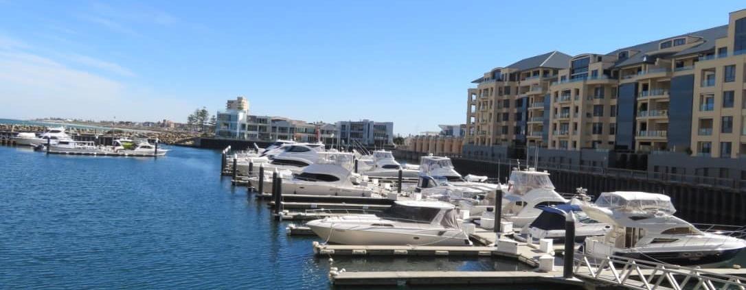 Adelaide Marina