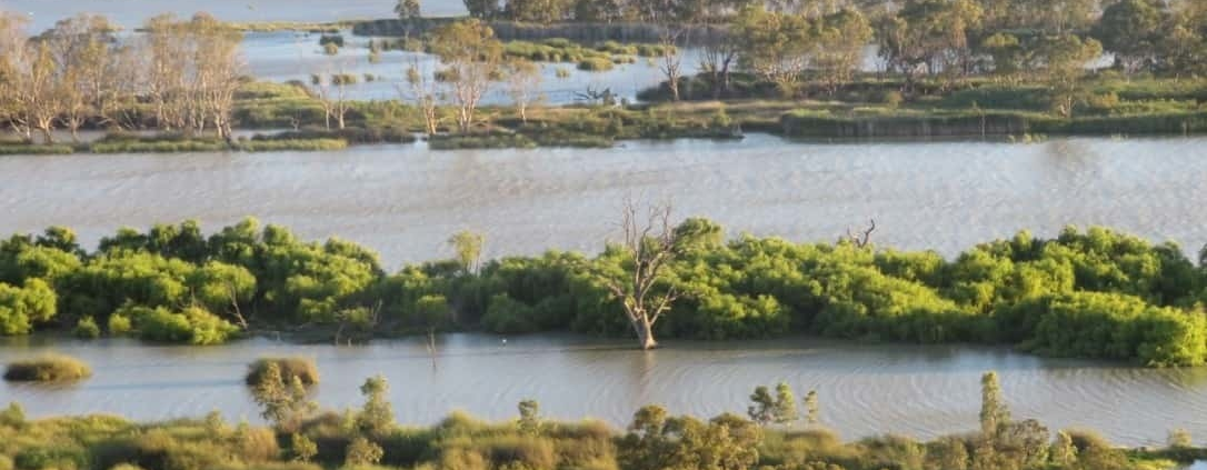 Murray River, Südaustralien