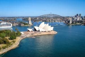 Work & Travel Australien
